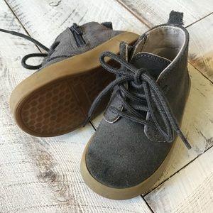 Gap high top shoes